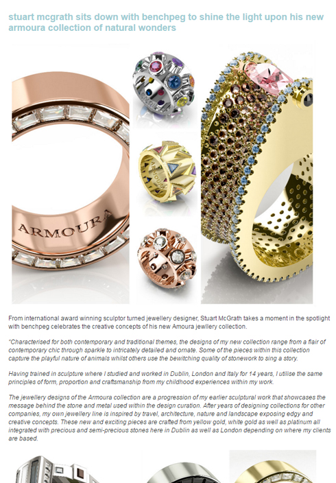 Benchpeg Jewellery Designer Article