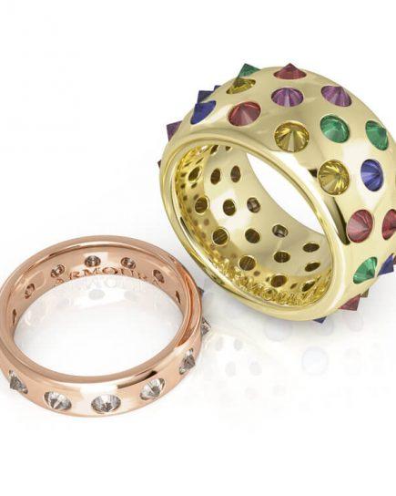 Reverse Set Ring