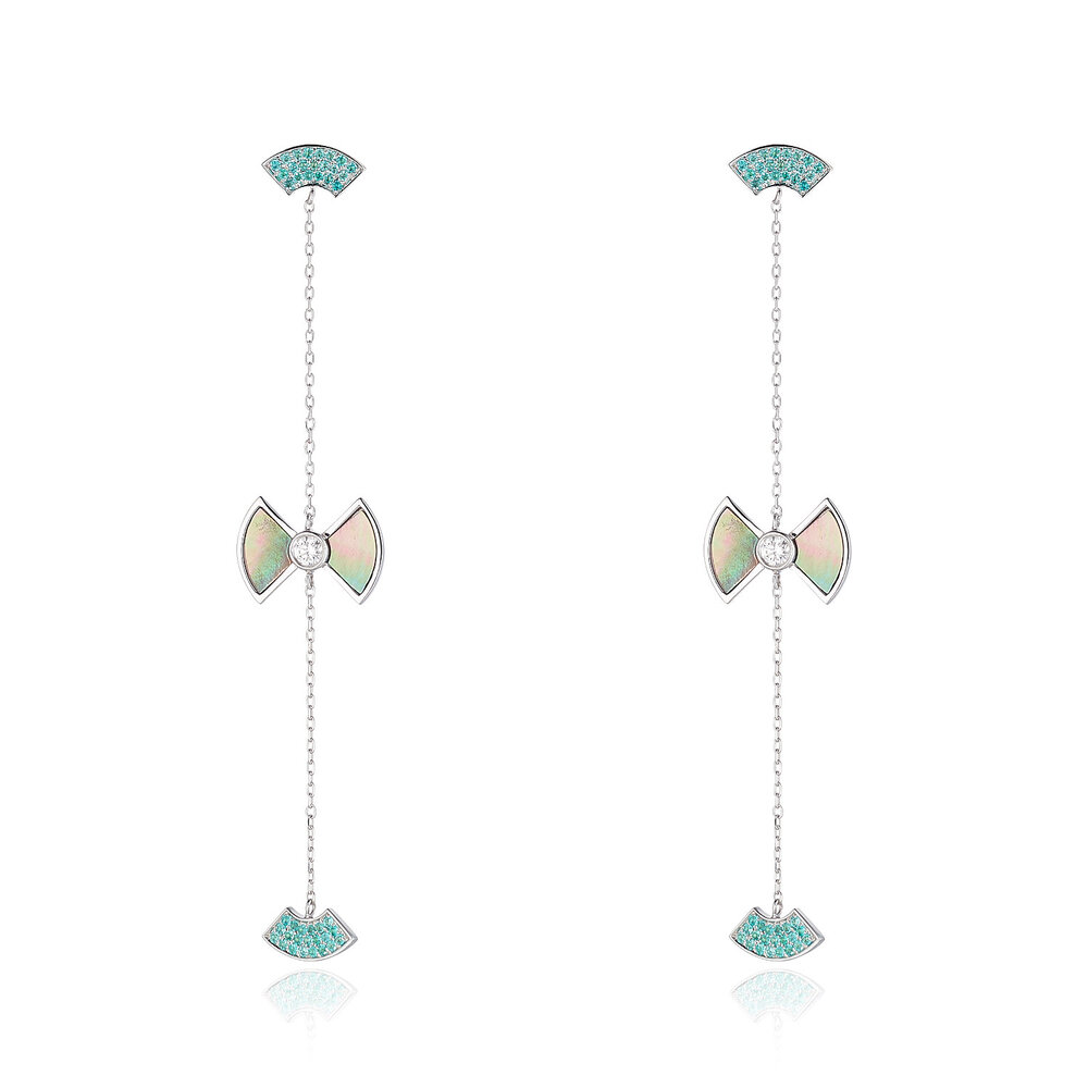 Paraiba Earrings