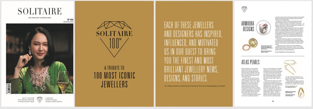 Solitaire Jewellery Magazine Feature