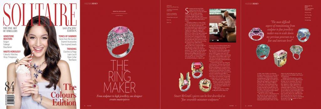 Bespoke Ring Designer Ireland
