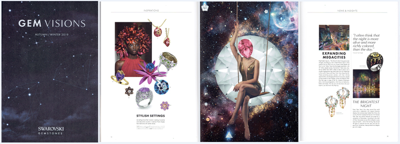 Swarovski Jewellery Feature